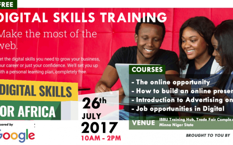 Get free digital skills training!